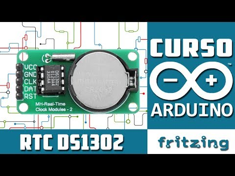 ✅CURSO ARDUINO KIT   Reloj De Tiempo Real RTC DS1302