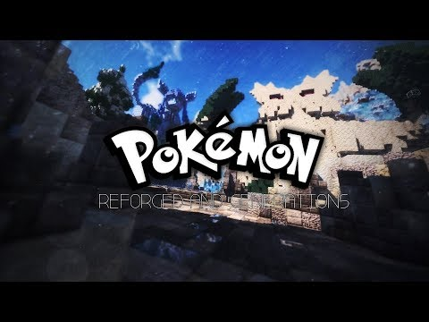 JourneyGaming | Pixelmon Reforged Trailer