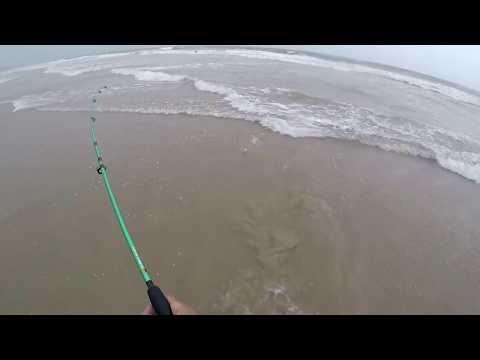 SURF FISHING FAIL - With A Few LESSONS - Mayaro Beach, Trinidad