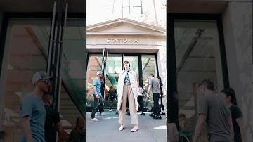 레코브 19AW 뉴욕 룩북 영상 #2