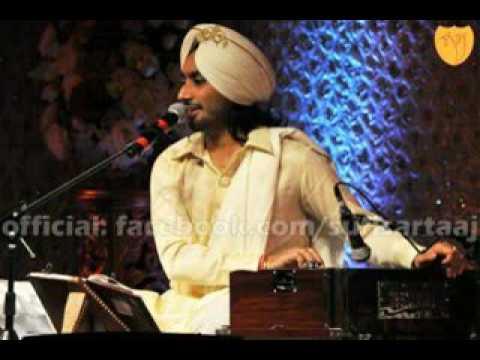 Sajjan Raazi On Harmonium   Satinder Sartaaj