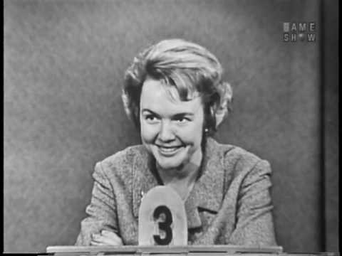 To Tell the Truth  Airport commissioner; PANEL: Sue Oakland, Barry Nelson Feb 4, 1963