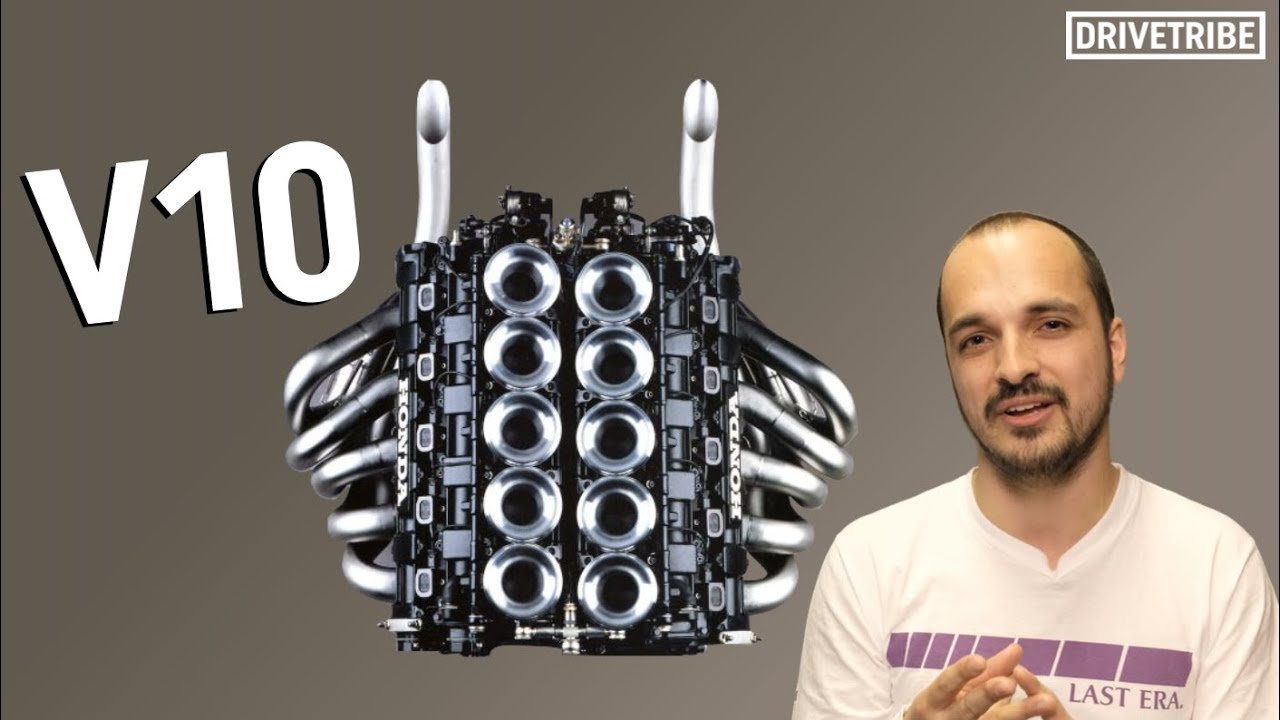 Why V10 Engines Sound So Good Youtube