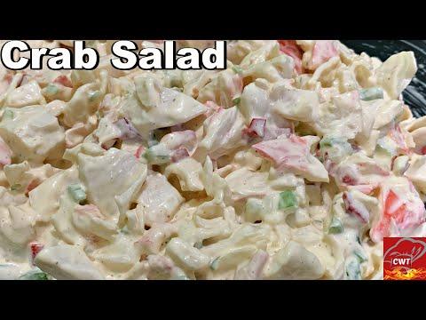Best Imitation Crab Salad Recipe