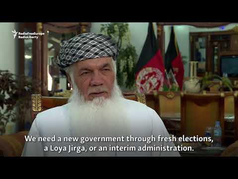 Former Warlord: Even 'Centuries' Of Foreign Presence Cannot Fix Afghanistan