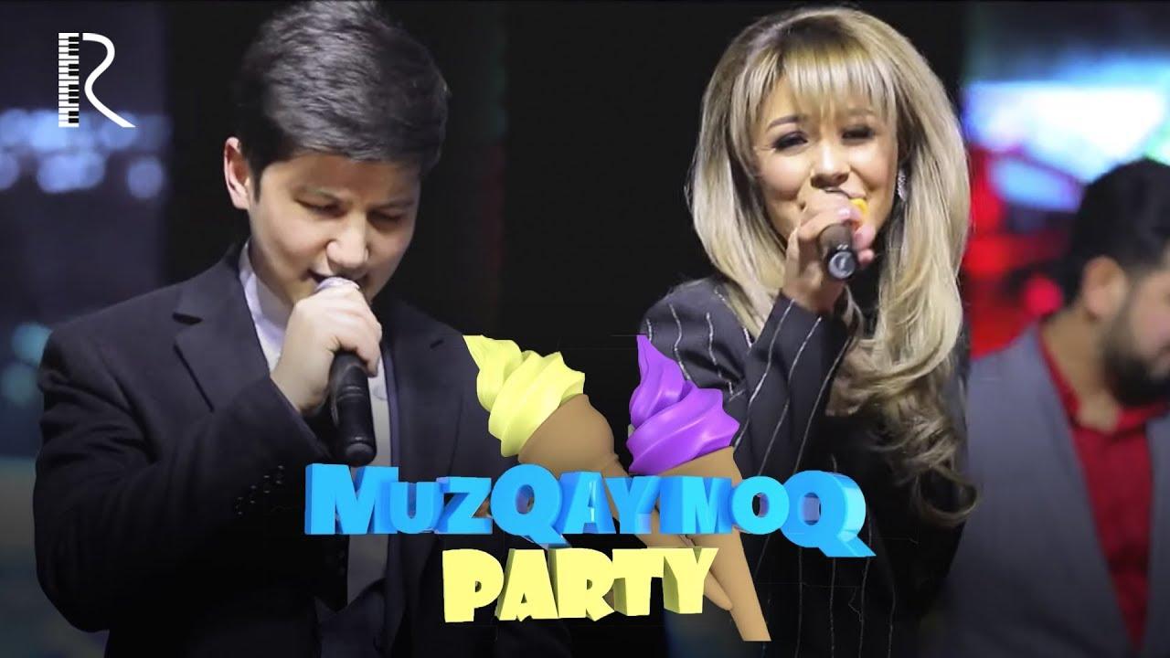 Muzqaymoq party - Ummon bu safar Zohidsiz