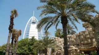 DUBAJ - Hotel Burj al Arab (Spojené emíráty)
