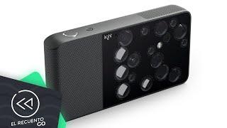 Este smartphone tiene 16 cámaras | El recuento