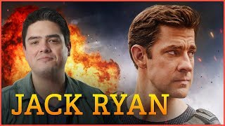 JACK RYAN (Amazon Prime Video) Vale a Pena? 🤔 | SM Play #113