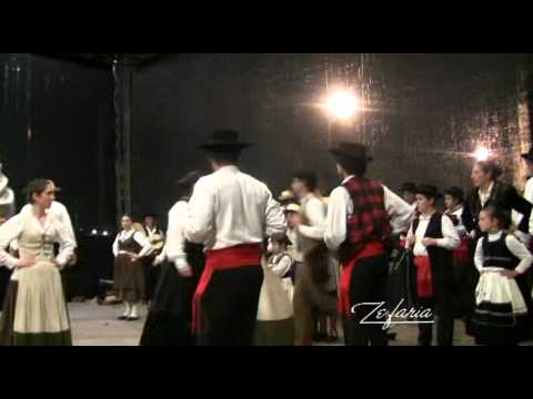 Grupo Danças e Cantares do Neiva (Sandiães) - Feiras Novas 2011 Ponte de Lima
