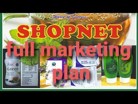 Shopnet direct sailing full marketing plan.