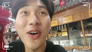 【중국 대학생 유학생활 vlog】 중국 대학교 축제 /…