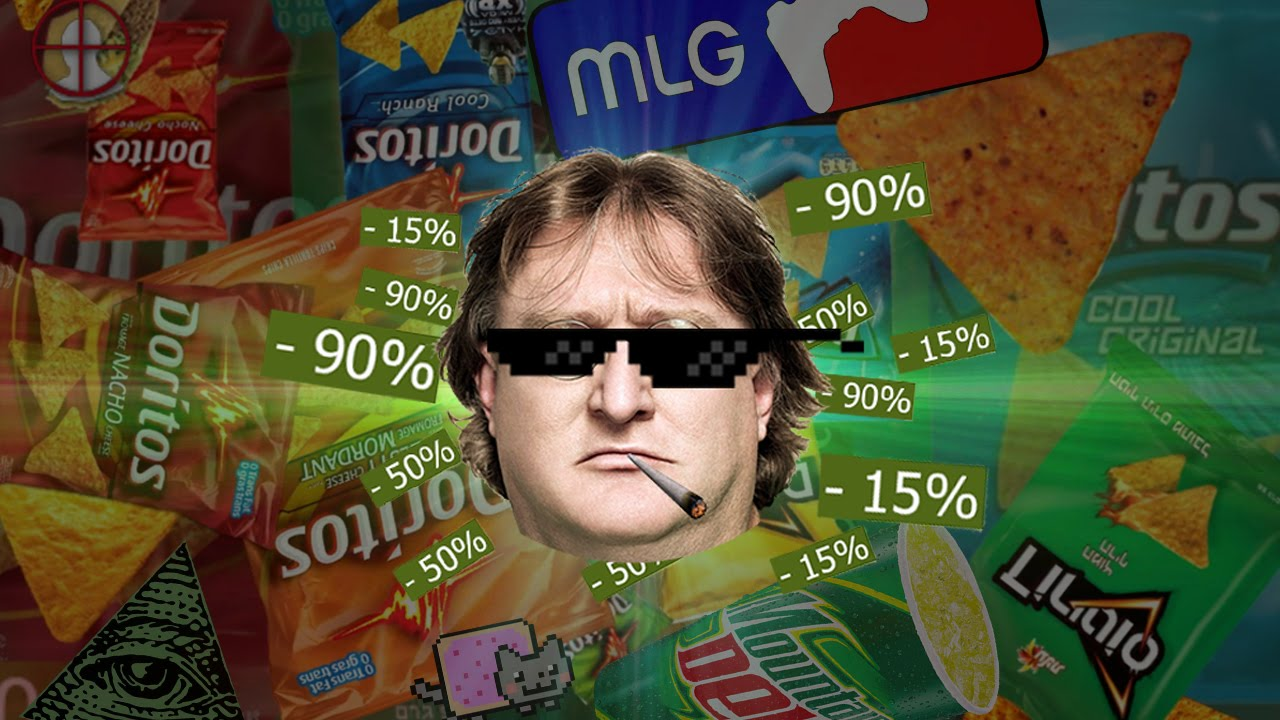 Mlg Gabe Newell Our 420 Lord And Savior The Genesis Tale