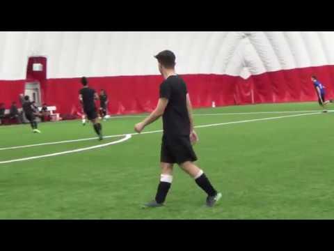 Hi Profile U16 vs  Seneca College Men (1st)  2 - 6