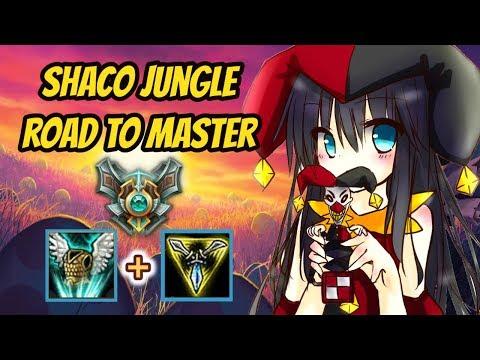 NEW SEASON! Shaco Jungle Road to Master Season 9 [League of Legends] Infernal Shaco thumbnail