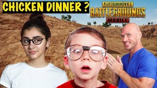 Can 12 Year Olds Help Get Me Chicken Dinner!? PUBG Mobile Funny Moments | Live Insaan