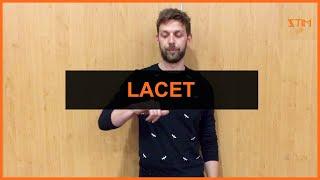 Physique - Lacet