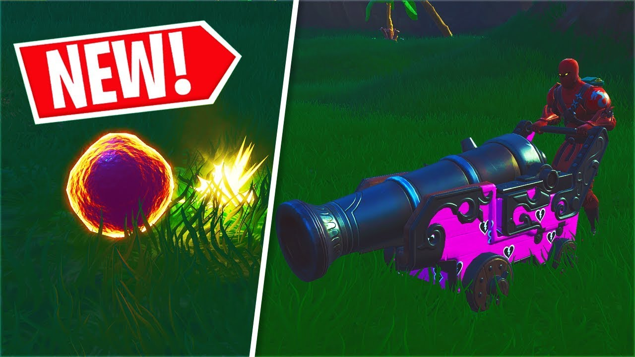 Fortnite Season 8 is now available, and it includes pirates, cannons and ...
