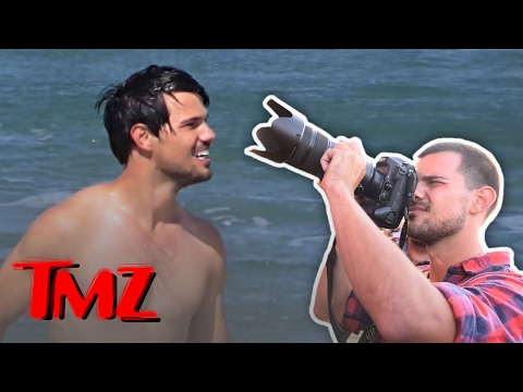 Taylor Lautner's a Photographer Now! | TMZ
