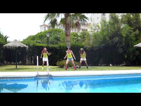 Daddy Yankee Limbo Zumba by Alicia Lopez Videos De Viajes