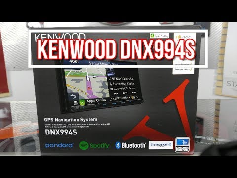 Kenwood DNX994S