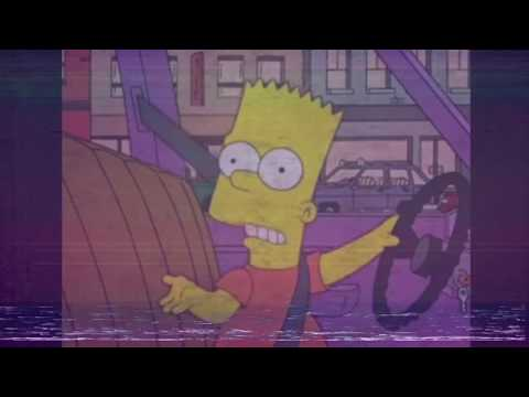 XXXTENTACION - Everybody Dies In Their Nightmare (simpsonwave)