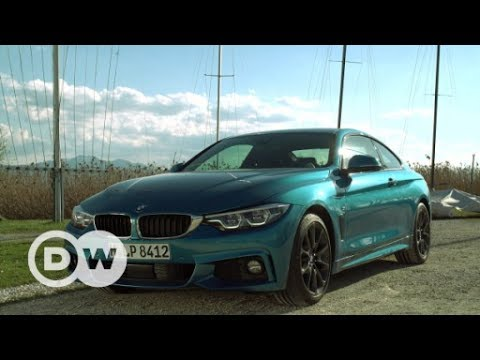 The all-new BMW 440i Coupé | DW English