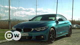 The all-new BMW 440i Coupé | DW English thumbnail