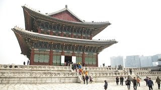 Gyeongbokgung Palace Tour (KWOW #145)