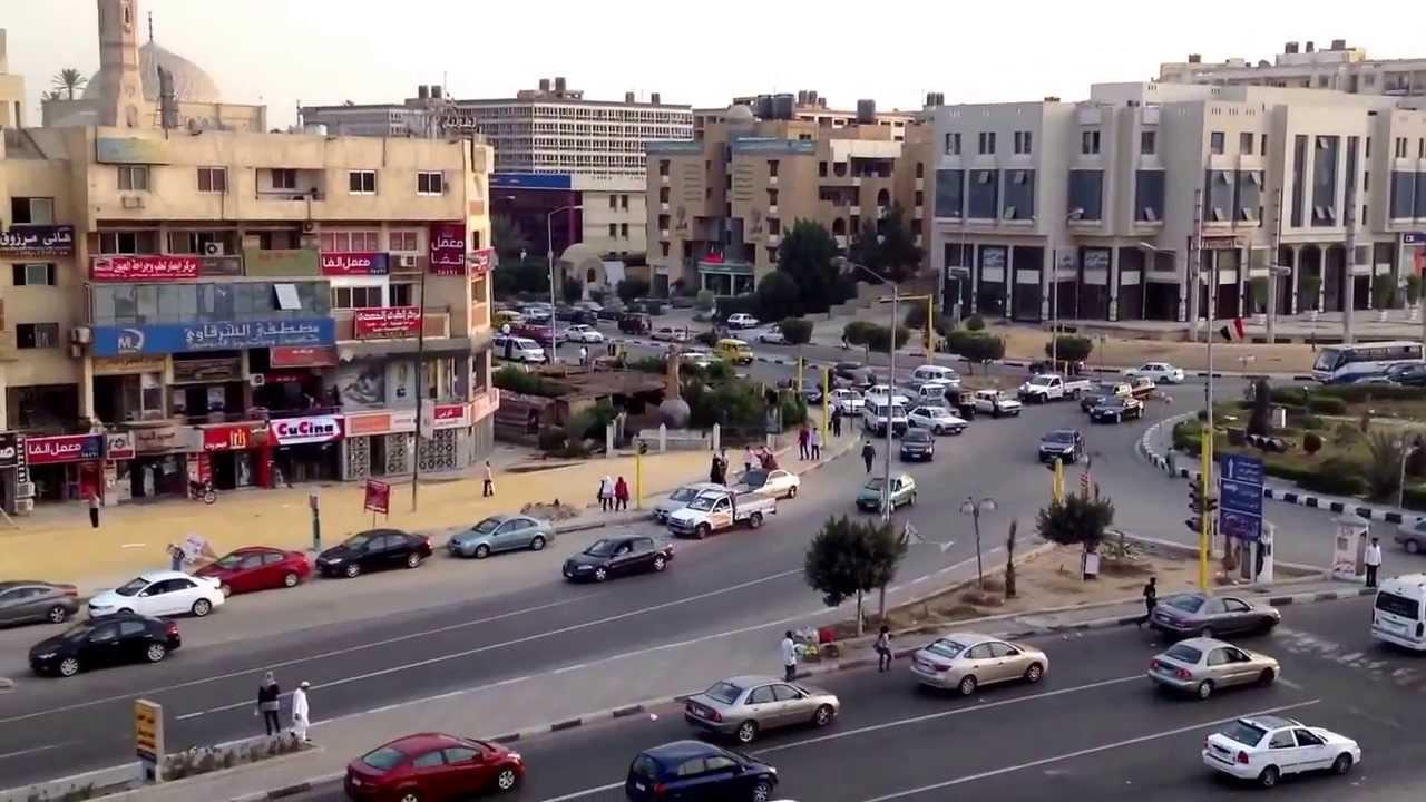 6 October City Egypt
