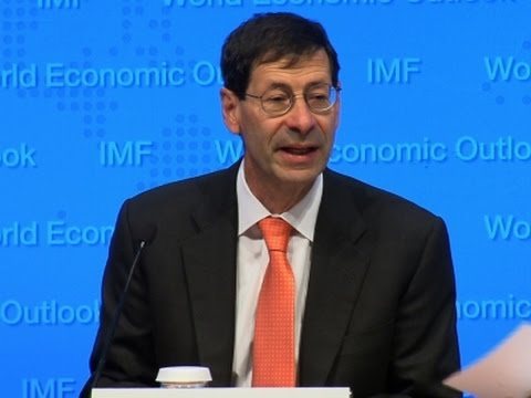 IMF: Global Economy 'In a State of Alert'