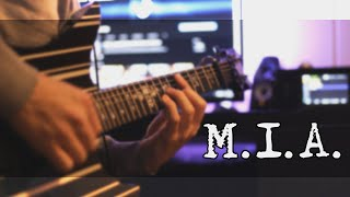Download Mp3 M I A Avenged Sevenfold Guitar Cover