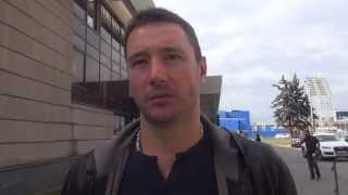Откровенное интервью Ильи Ковальчука в Санкт-Петербурге