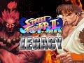 SUPER TURBO, ENTER THE AKUMA - Street Fighter 2: SF Legacy 2016 (Part 5)