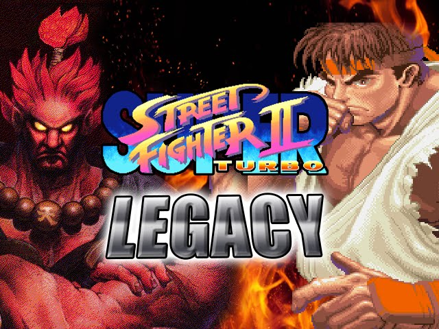 Super Turbo Enter The Akuma Street Fighter 2 Sf Legacy 2016 Part 5 Youtube