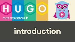 Hugo - Static Site Generator   Tutorial