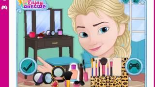 Красивый макияж! Развивающие мультики для девочек! Детские мультики!