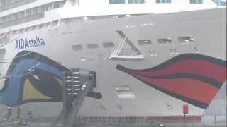 Geburt eines Schiffes