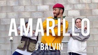 Amarillo - J Balvin / Poncho Glez