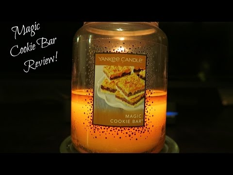 Yankee Candle Usa Magic Cookie Bar Easy Melt Cup