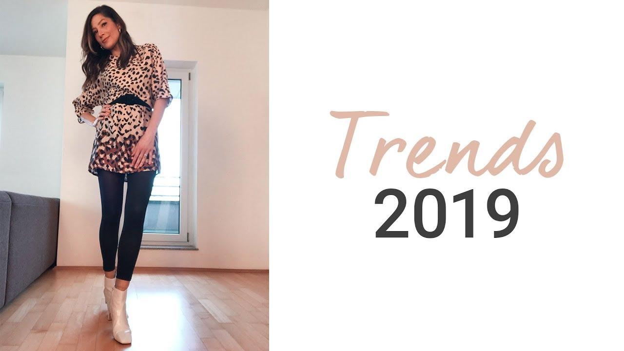 klar und unverwechselbar offizieller Shop Shop für authentische Trends: These Are The 10 Biggest Fashion Trends in 2019   natashagibson