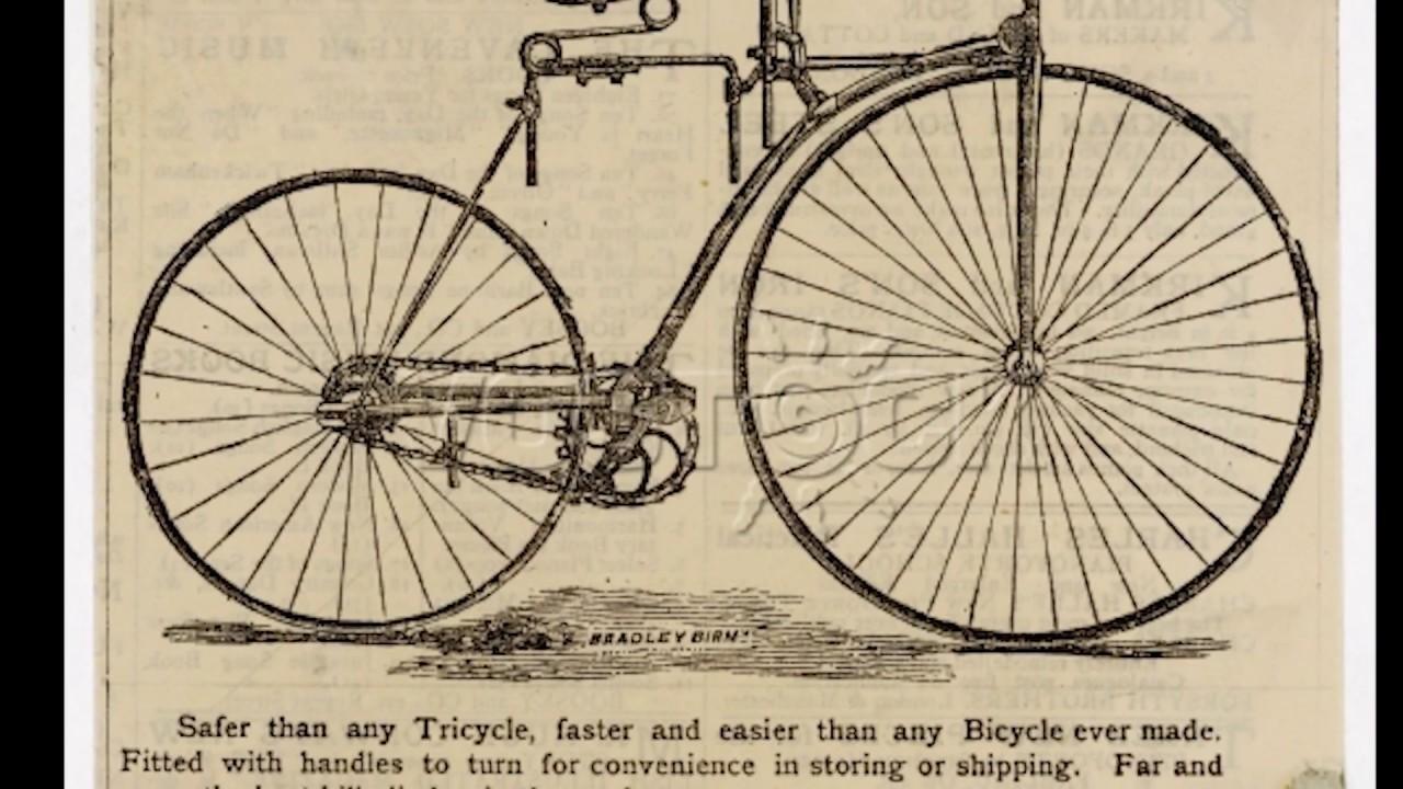 13 сен 2017. В конце xix века популярными были велосипеды модели «пенни-фартинг». Они представляли. Свой велосипед стивенс купил в 1884 году. Это был. К рулю велосипеда томас прикрепил сумку, в которую положил две пары носков, одну запасную рубашку, плащ-палатку и спальный мешок.