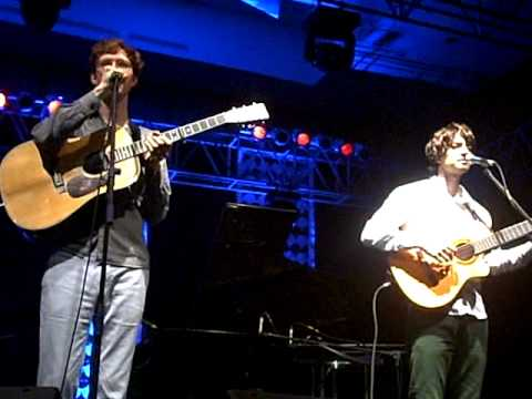 (Dok. Rebelzine 28/03/10) Kings of Convenience - Bersandar/Homesick Live at Jakarta