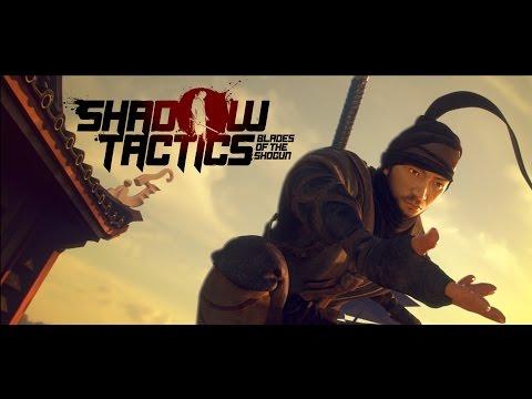PC版 中文版 肉包 暗影戰略:將軍之刃 Shadow Tactics: Blades of the Shogun