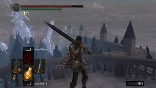 Dark Souls Guts run part #7 Get all Lord Souls