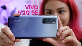 vivo V20 SE highlights: What can it do? 👀🤔