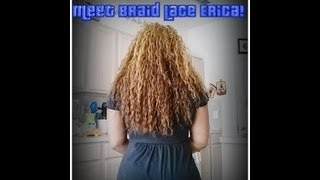 It's A Wig's Braid Lace Front Wig- Braid Lace Erica!