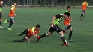 天官vs宏信 2016 5 2 元朗學界足球乙組十六強 精華
