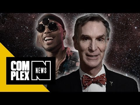 Bill Nye Comes For B.O.B About Flat Earth Beliefs