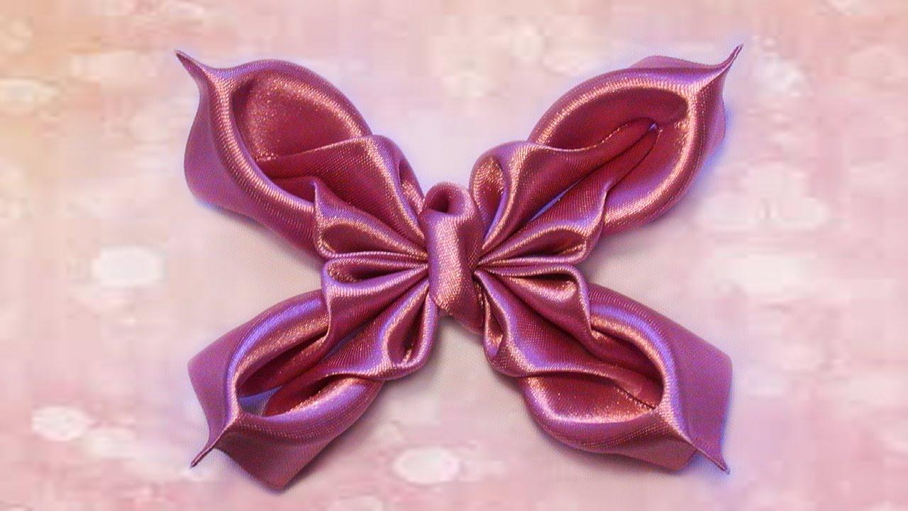 Бантик на бабочки своими руками фото 620